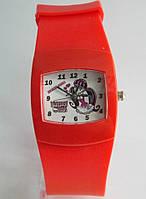 Детские часы Монстр Хай Elite QW Red