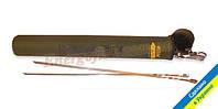 Тубус подарочный с шампурами Kibas 6шт 650x75мм