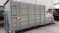 Мобильный пресс-контейнер для вторсырья Husmann