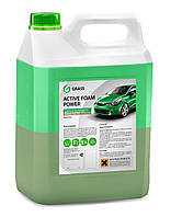 GRASS Авто шампунь для бесконтактной Active Foam Power 6 kg.