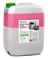 GRASS Авто шампунь для бесконтактной мойки авто Active Foam Truck 24 kg.