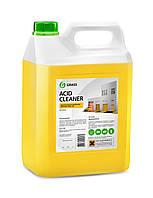 Grass ACID CLEANER Средство для мойки фасадов, пластика, кафеля, керамогранита 6,2 кг.