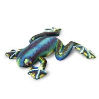 Игрушка мягкая музыкальная Лягушка мини 29 см