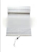 Прозрачная настенная инфракрасная обогревательная панель
