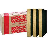 Rockwool WENTIROCK MAX F (плиты с двойной плотностью) - 50-150мм