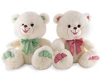 Мягкая игрушка музыкальная Медведь декоративный 34 см