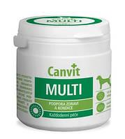 Canvit Multi Канвит Мульти здоровый рост и развитие у собак на каждый день 100 г