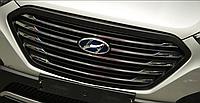 Решетка радиаторная Mobis для Hyundai IX35 (V2)
