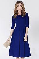 Клешное деловое платье производителя Lusien Р 67