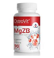 MgZB 90 tab. (ZMA) Магний и цинк OstroVit