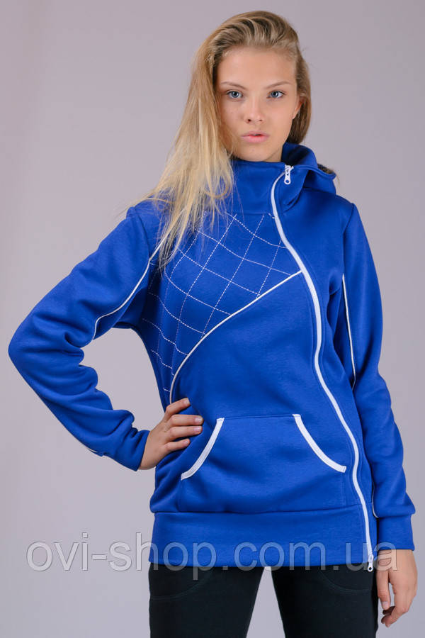 Куртки трикотажные женские