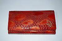 Женский кожаный кошелек Dior