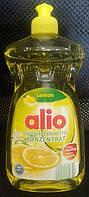 Жидкое средство для мытья посуды Alio Konzentrat Lemon