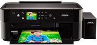 Струйный принтер EPSON L810 (C11CE32401 / C11CE32402), фото 1