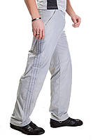 Спортивные штаны, светло серые