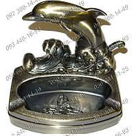 Пепельница в доме Зажигалка пепельница Дельфин XT-3309 Идеи подарка Предмет интерьера для курильщиков