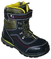 Детские зимние ботинки для мальчика ХТВ 31-36