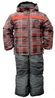 Зимний термо костюм для мальчика 8 лет ТМ PerlimPinpin (Канада)