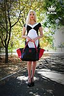 Женская сумочка из натуральной кожи ZHS192102 ручной работы