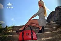 Женская сумочка из натуральной кожи ZHS192103 ручной работы