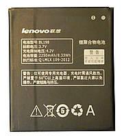 Аккумуляторная батарея LENOVO A850 BL198