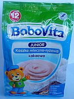 Детская молочно-рисовая каша BoboVita какавова с 12 месяцев 230гр (Польша)