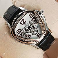 Часы женские наручные Diamond Dior Silver/White