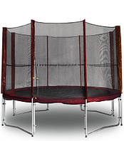 Защитная сетка для круглого батута Maroon 304 см KIDIGO™