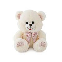 Мягкая музыкальная игрушка Медведь декоративный нежный малый 26 см