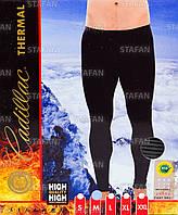 Мужские штаны термо с начесом GT 02-01 S-R. Турция. Размер S