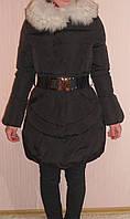 Пуховик пальто женский Gucci, эксклюзив, Италия