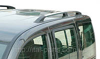 Рейлинги хромированные Fiat Doblo Maxi 2001- Комплект 2 шт