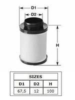Фильтр топлива Fiat Doblo 1.3 MJTD