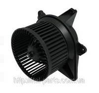 Мотор вентилятора отопителя Fiat Doblo. Для автомобилей без кондиционера.