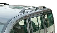 Рейлинги хромированные Fiat Doblo 2001- Комплект 2 шт