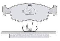 Колодки тормозные передние Fiat Doblo. Для автомобилей до 2005 г. выпуска.
