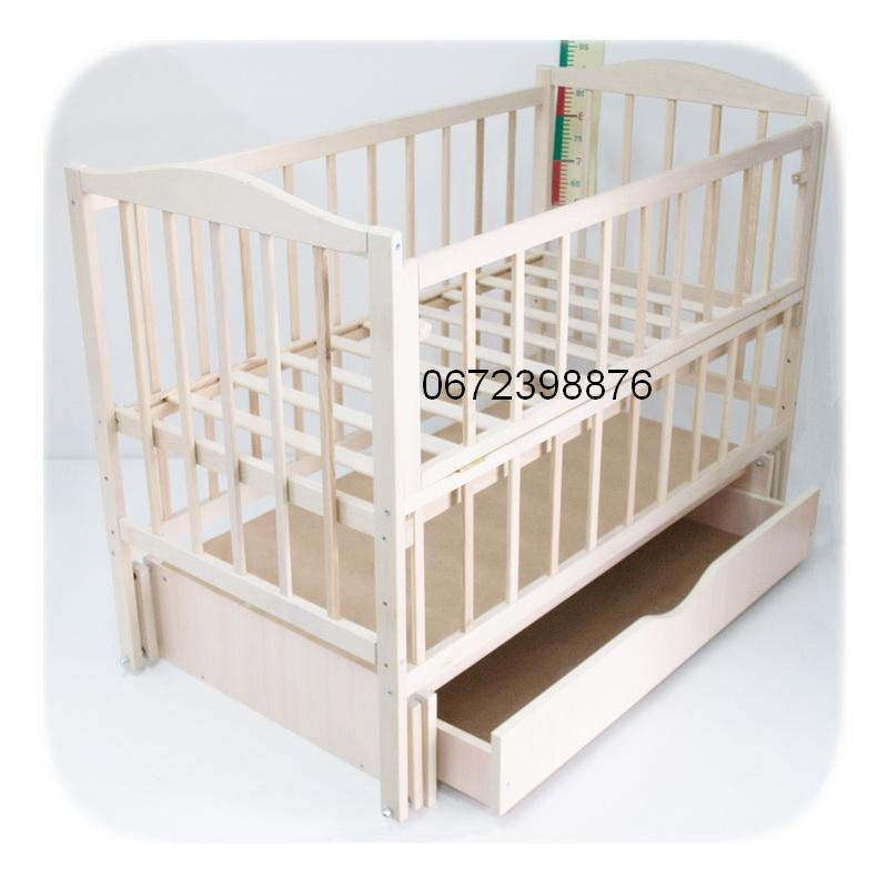 Купить кроватку для новорожденного недорого со склада