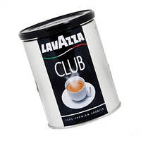Кофе молотый Lavazza Club  в жестяной банке 250 гр