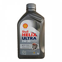 Моторное масло SHELL 5W30 -1L Ultra ECT