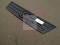 Зимняя накладка мат на решетку радиатора Volkswagen caddy (фольксваген кадди) 2004-2010