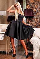 Платье из неопрена черное Мэрлин А2 Медини 50-52 размеры