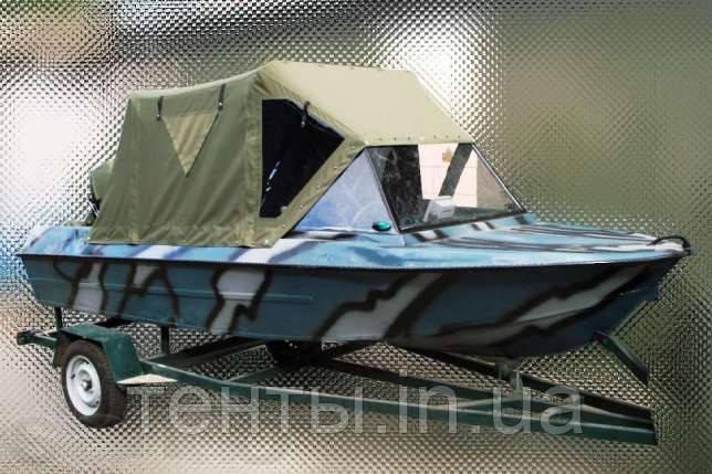 тент ходовой для лодки крым