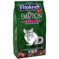Vitakraft (Витакрафт) Корм для шиншилл Emotion Beauty 600гр