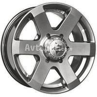 Литые диски Stilauto All Road R18 W8.5 PCD6x139.7 ET30 DIA111.2 (super look)