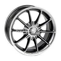 Литые диски Stilauto SR 600/5 R15 W6.5 PCD4x100 ET38 DIA67.1 (black)