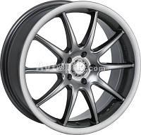 Литые диски Stilauto SR 500 R15 W6.5 PCD5x114.3 ET44 DIA67.1 (super look)