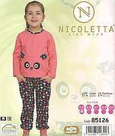 Красивая пижама для девочки  с пандой