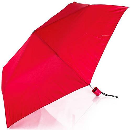 Зонт женский механический компактный облегченный FARE (ФАРЕ), красный, FARE5053-1