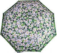 Женский зонт с цветочным рисунком, полуавтомат, антиветер AIRTON (АЭРТОН) Z3615-72