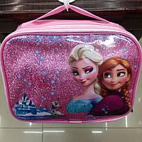 Детская сумка Ланчбокс. Термостойкая сумка. Сумка спортивная Bolsas Femininas. Сумка детская. Код: КЮ2